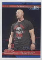 Stone Cold Steve Austin Returns to WWE #/99