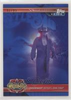 Undertaker Defeats John Cena #/99