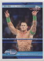 John Cena Defeats AJ Styles /99