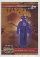 Undertaker Defeats John Cena