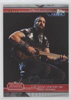 Elias Defeats John Cena and Braun Strowman /25