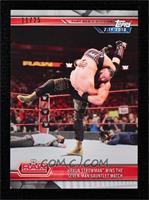 Braun Strowman Wins the Seven-Man Gauntlet Match [EXtoNM] #11/25