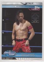 Shinsuke Nakamura Defeats Randy Orton #/1