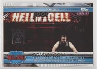 Kevin Owens Defeats Shane McMahon In A Falls Count Anywhere Hell in a Cell Matc…