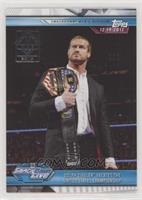 Dolph Ziggler Vacates The United States Championship #/1