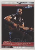 Elias Defeats John Cena and Braun Strowman
