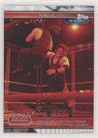 Kane Returns to Help Braun Strowman Defeat Roman Reigns in a Steel Cage Match