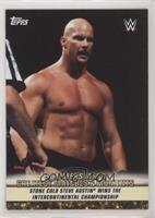 Stone Cold Steve Austin wins the Intercontinental Championship