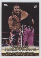 The British Bulldog Def. Bret