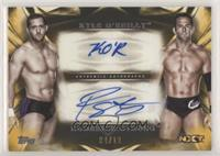 Roderick Strong, Kyle O'Reilly #/10