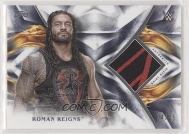 2019 Topps WWE Undisputed - Relics - Blue #UR-RR - Roman Reigns /25