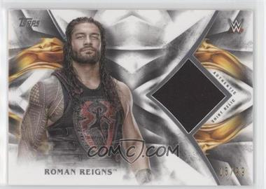 2019 Topps WWE Undisputed - Relics #UR-RR - Roman Reigns /99
