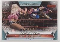 Memorable Matches and Moments - Asuka  def. Alexa Bliss