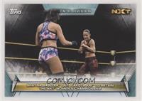 Memorable Matches and Moments - Shayna Baszler  def. Dakota Kai  to Retain the …