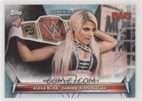 Memorable Matches and Moments - Alexa Bliss  Cashes in On Nia Jax