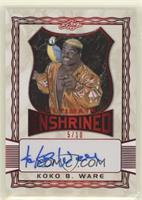 Koko B. Ware #/10