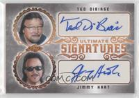 Ted DiBiase, Jimmy Hart
