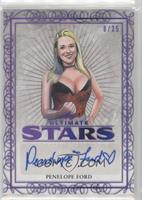 Penelope Ford #/25
