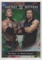 Roman Reigns, The Rock #/99