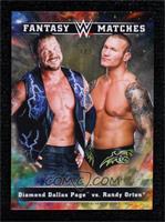 Randy Orton, Diamond Dallas Page #/1