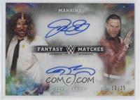 Jeff Hardy, Mankind #/25