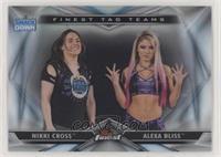 Alexa Bliss, Nikki Cross