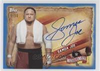 Samoa Joe #/50