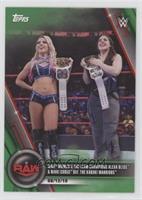 WWE Women's Tag Team Champions Alexa Bliss & Nikki Cross def. The Kabuki Warrio…
