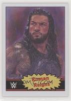 Roman Reigns #/1,105