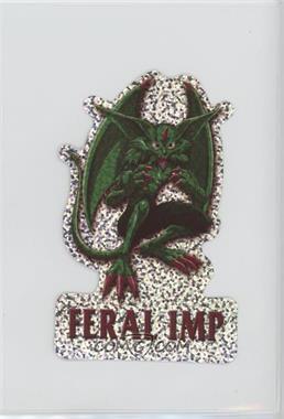 1996 Sandylion Yu-Gi-Oh Stickers - [Base] #31 - Feral Imp