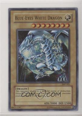 2002-Now Yu-Gi-Oh! - Shonen Jump Magazine Promos #JUMP-EN001 - Blue-Eyes White Dragon