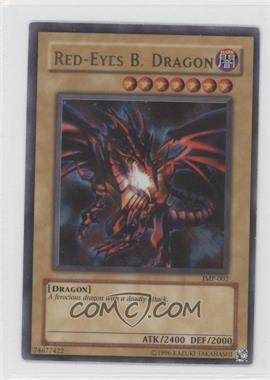 2002-Now Yu-Gi-Oh! - Shonen Jump Magazine Promos #JUMP-EN002 - Red-Eyes B. Dragon