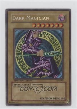 2002 Yu-Gi-Oh! Booster Pack Tins Series 1 - Limited Edition Promos #BPT-001 - Dark Magician