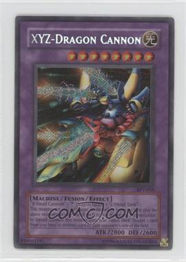 2002 Yu-Gi-Oh! Booster Pack Tins Series 2 - Limited Edition Promos #BPT-010 - XYZ-Dragon Cannon