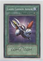 Laser Cannon Armor