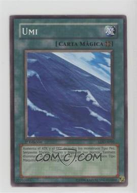 2002 Yu-Gi-Oh! Legend of Blue Eyes White Dragon - Booster Pack [Base] - Spanish 1st Edition #LDD-S050 - Umi