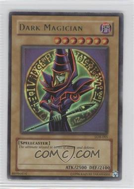 2002 Yu-Gi-Oh! Legend of Blue Eyes White Dragon - Booster Pack [Base] - Unlimited #LOB-005 - Dark Magician