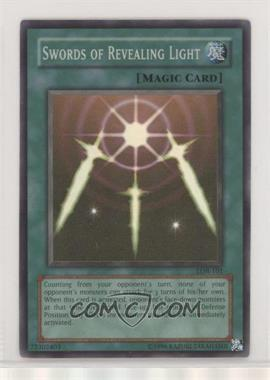 2002 Yu-Gi-Oh! Legend of Blue Eyes White Dragon - Booster Pack [Base] - Unlimited #LOB-101 - Swords of Revealing Light