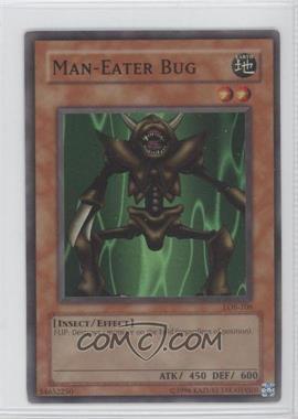 2002 Yu-Gi-Oh! Legend of Blue Eyes White Dragon - Booster Pack [Base] - Unlimited #LOB-108 - Man-Eater Bug
