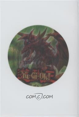 2002 Yu-Gi-Oh! Lenticular Tazo Discs - [Base] #NoN - Obelisk the Tormentor, Slifer the Sky Dragon, The Winged Dragon of Ra