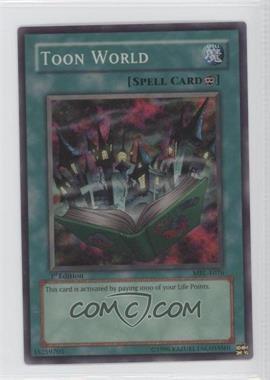 2002 Yu-Gi-Oh! Magic Ruler - Booster [Base] - 1st Edition #MRL-076 - Toon World