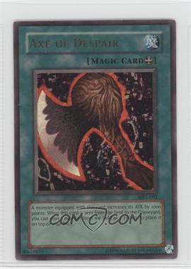 2002 Yu-Gi-Oh! Magic Ruler - Booster [Base] - Unlimited #MRL-002 - Axe of Despair