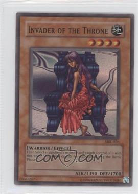 2002 Yu-Gi-Oh! Magic Ruler - Booster [Base] - Unlimited #MRL-026 - Invader of the Throne
