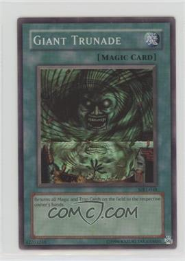2002 Yu-Gi-Oh! Magic Ruler - Booster [Base] - Unlimited #MRL-048 - Giant Trunade (Super Rare)