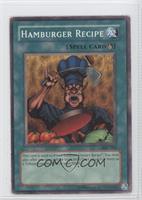 Hamburger Recipe