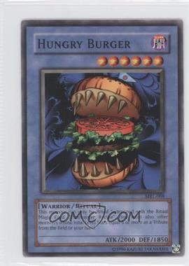 2002 Yu-Gi-Oh! Magic Ruler - Booster [Base] - Unlimited #MRL-068 - Hungry Burger