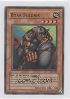 Boar Soldier [Noted]