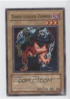 Three-Legged Zombies [Noted]