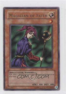 2002 Yu-Gi-Oh! Metal Raiders - Booster Pack [Base] - Unlimited #MRD-036 - Magician of Faith