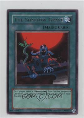 2002 Yu-Gi-Oh! Pharaoh's Servant - Booster Pack [Base] - Unlimited #PSV-036 - The Shallow Grave